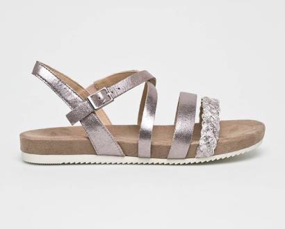 Růžové boty Caprice