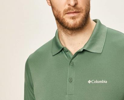 Zelené tričko columbia