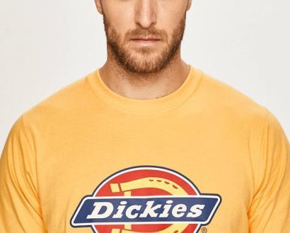 Žluté tričko Dickies