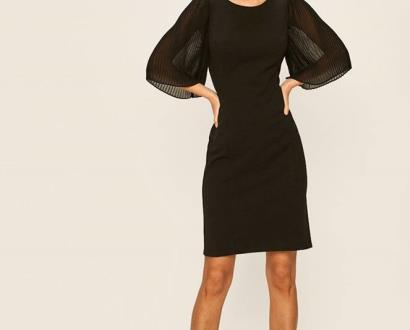 Černé šaty dkny