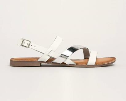 Bílé boty Gioseppo