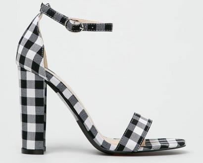 Bílé boty Glamorous