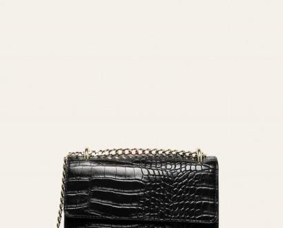 Černá kabelka Glamorous
