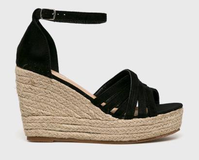 Černé boty Haily's