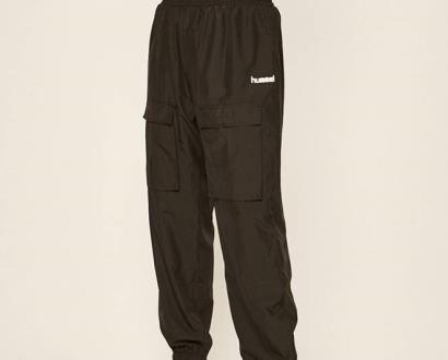 Černé kalhoty Hummel