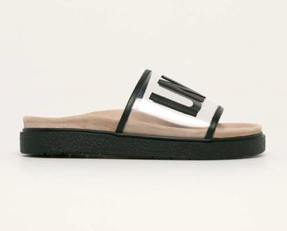 Průhledné boty Inuikii