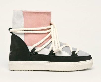 Vícebarevné boty Inuikii