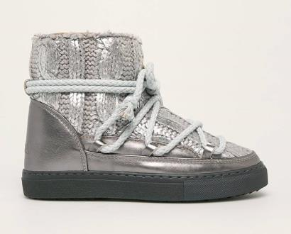 Stříbrné boty Inuikii
