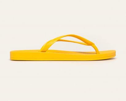 Žluté boty ipanema
