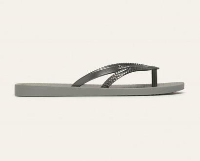 Šedé boty ipanema
