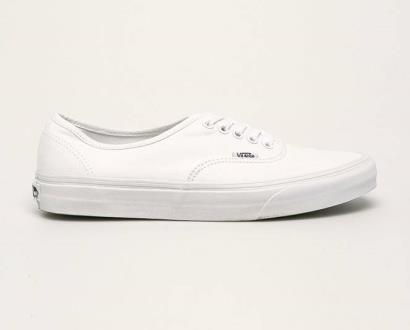 Bílé boty vans