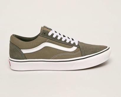 Zelené boty vans