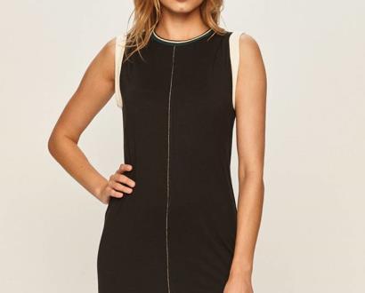 Černé šaty Volcom