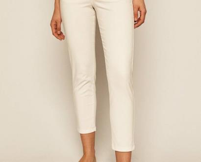 Béžové kalhoty MEDICINE