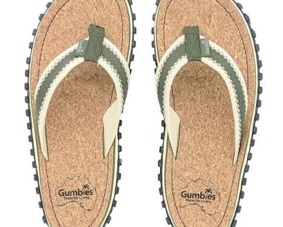 Zelené boty Gumbies