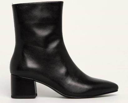 Černé boty vagabond