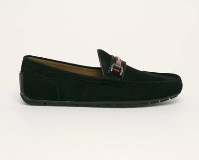 Černé boty aldo