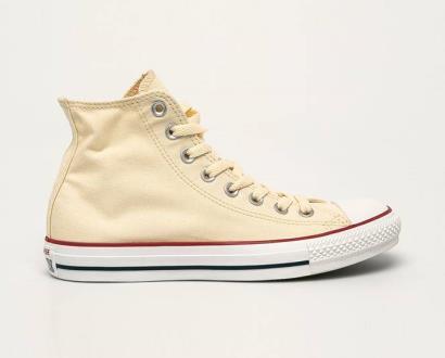Béžové boty converse