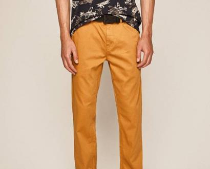 Žluté kalhoty MEDICINE