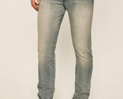 Modré kalhoty Polo Ralph Lauren
