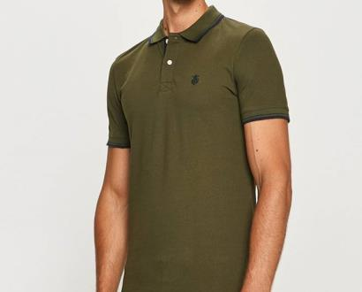 Zelené tričko SELECTED