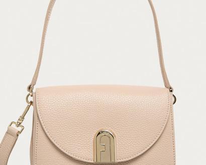 Růžová kabelka Furla