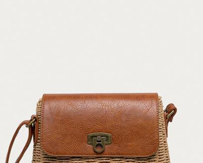 Béžová kabelka ANSWEAR