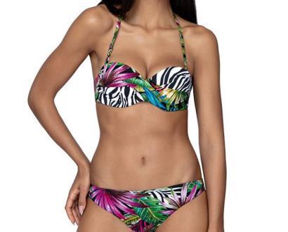 Vícebarevné plavky Lorin