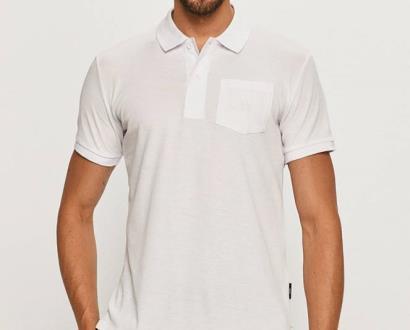 Bílé tričko Marciano Guess