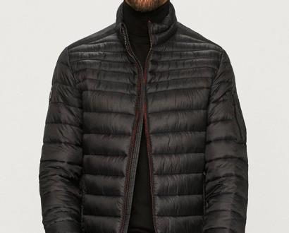 Černá bunda Strellson