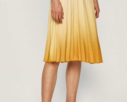 Žlutá sukně Haily's