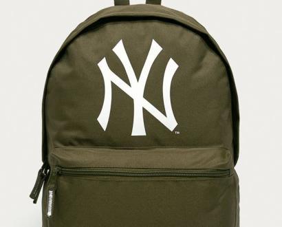 Zelený batoh new era