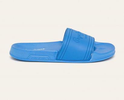 Modré boty pepe jeans