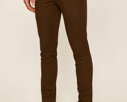 Hnědé kalhoty Polo Ralph Lauren