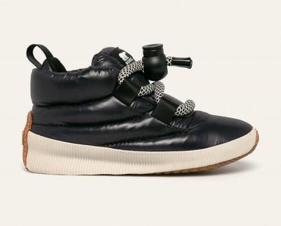Modré boty sorel