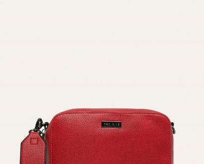 Červená kabelka MEDICINE